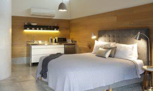 luxury studio accommodation Tamworth